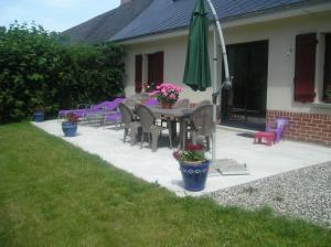 Farm cottage de la Somme