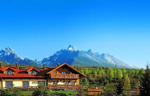 Panoramic Mountain Residence - Apartment - Vysoké Tatry