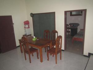 Aryabhisma Homestay, Проживание в семье  Баньюванги - big - 34