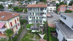 Garni Dolcevita, Penziony  Locarno - big - 106