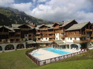 Accommodation in Lanslebourg-Mont-Cenis