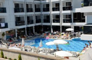 Oba Star Hotel - Ultra All Inclusive, Szállodák  Alanya - big - 25