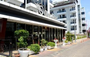 Oba Star Hotel - Ultra All Inclusive, Szállodák  Alanya - big - 49