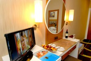 Oba Star Hotel - Ultra All Inclusive, Szállodák  Alanya - big - 48
