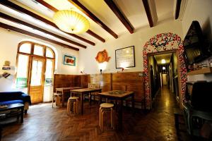 Podstel Umbrella, Hostels  Bucharest - big - 40