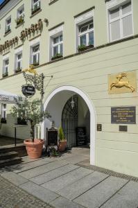 Akzent Hotel Goldner Hirsch - Bernsdorf
