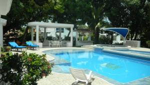 Casa Campestre El Peñon 5 Habitaciones, Aparthotels  Girardot - big - 10