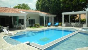 Casa Campestre El Peñon 5 Habitaciones, Aparthotels  Girardot - big - 17