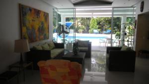 Casa Campestre El Peñon 5 Habitaciones, Aparthotels  Girardot - big - 18