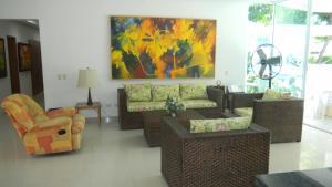 Casa Campestre El Peñon 5 Habitaciones, Aparthotels  Girardot - big - 9