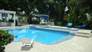 Casa Campestre El Peñon 5 Habitaciones, Aparthotels  Girardot - big - 25