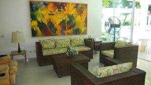 Casa Campestre El Peñon 5 Habitaciones, Aparthotels  Girardot - big - 26