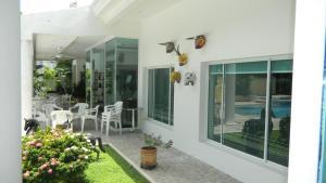 Casa Campestre El Peñon 5 Habitaciones, Aparthotels  Girardot - big - 27