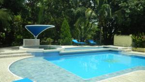 Casa Campestre El Peñon 5 Habitaciones, Aparthotels  Girardot - big - 28