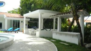 Casa Campestre El Peñon 5 Habitaciones, Aparthotels  Girardot - big - 30