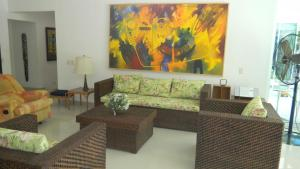 Casa Campestre El Peñon 5 Habitaciones, Aparthotels  Girardot - big - 33