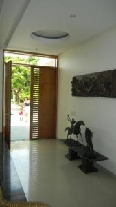 Casa Campestre El Peñon 5 Habitaciones, Aparthotels  Girardot - big - 36