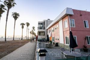 Venice on the Beach Hotel, Szállodák  Los Angeles - big - 39