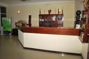 Best Outlook Hotel, Отели  Bujumbura - big - 21