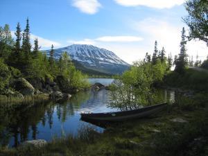 Kvitåvatn Fjellhytter, Дома для отпуска  Рьюкан - big - 20