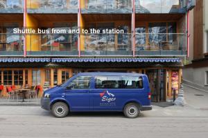 Hotel Eiger, Hotely  Grindelwald - big - 46