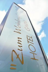 Hotel-garni 'Zum Weinkrug' - Erlach