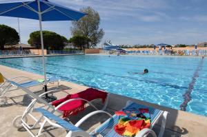 Location gîte, chambres d'hotes Domaine Résidentiel de Plein Air Odalys L'Elysée dans le département Gard 30