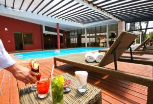 Orotour Garden Hotel, Hotels  Campos do Jordão - big - 28
