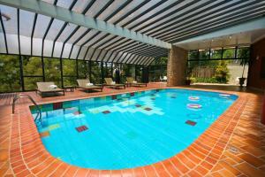 Orotour Garden Hotel, Hotels  Campos do Jordão - big - 33