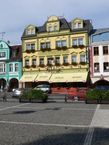 Hotel Labuť - Vrchlabí