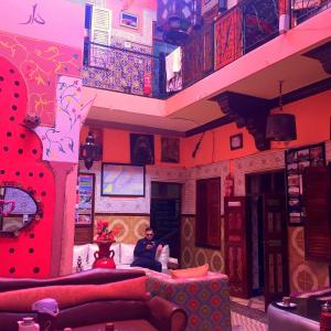 Hostel Riad Marrakech Rouge (26 of 31)