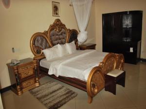 Best Outlook Hotel, Отели  Бужумбура - big - 32