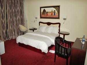 Best Outlook Hotel, Отели  Бужумбура - big - 9