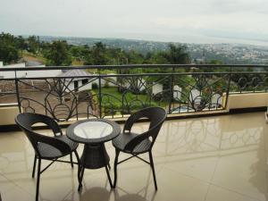 Best Outlook Hotel, Отели  Бужумбура - big - 45