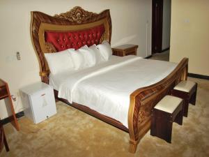 Best Outlook Hotel, Отели  Бужумбура - big - 50