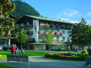 Hotel-Garni Fels - Kleinwalsertal