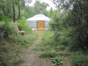 Location gîte, chambres d'hotes Le Mas Nomade dans le département Var 83