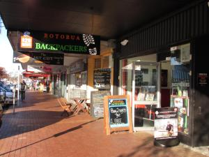 Rotorua Downtown Backpackers, Hostely  Rotorua - big - 15