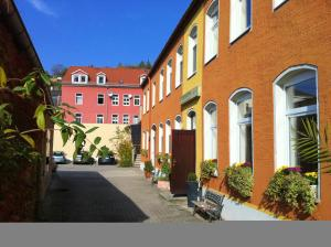 Albergues - An der Porzellan-Manufaktur Pension