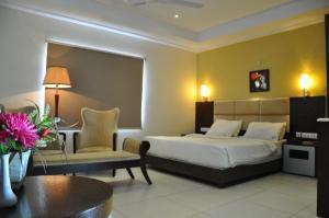 Hotel Shaans, Hotely  Tiruččiráppalli - big - 69