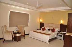 Hotel Shaans, Hotely  Tiruččiráppalli - big - 75