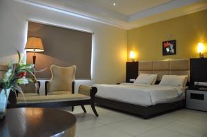 Hotel Shaans, Hotely  Tiruččiráppalli - big - 65