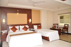 Hotel Shaans, Hotely  Tiruččiráppalli - big - 76