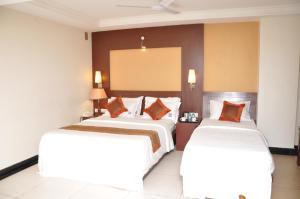 Hotel Shaans, Hotely  Tiruččiráppalli - big - 77