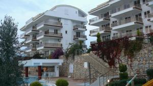 Sunset Beach Vip 2 Residences, Apartmanok  Alanya - big - 69