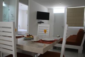 Cantabria House Suites, Апарт-отели  Агуаскальентес - big - 46