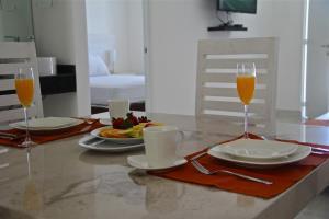 Cantabria House Suites, Апарт-отели  Агуаскальентес - big - 53
