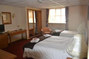 Throstles Nest Hotel, Отели  Ливерпуль - big - 8