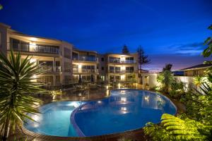 The Reef Beachfront Apartments - Hotel - Mount Maunganui