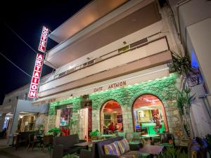 Hostels e Albergues - Aktaion Hotel